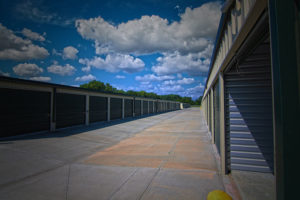 Lincoln Self Storage Units