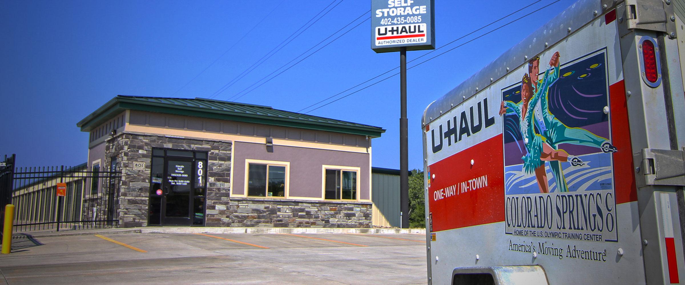 U-Haul Moving